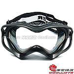 點一下即可放大預覽 -- 警星 G C5 SWAT 護目鏡,風鏡 - 生存遊戲 耐衝擊 (黑邊) (美國反恐特警小組 S.W.A.T. 專用款)