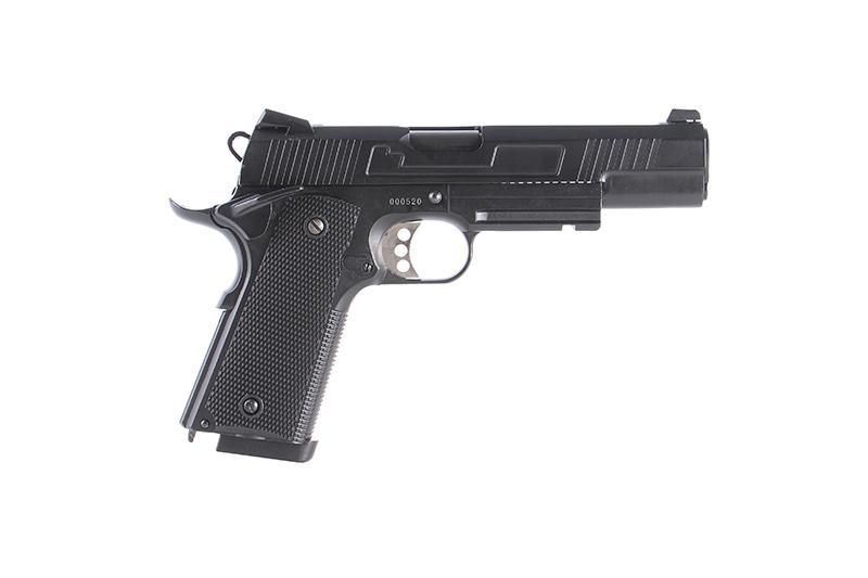 現正優惠中! BELL 703 M45A1 S.A1911 瓦斯手槍,短槍(附槍盒)