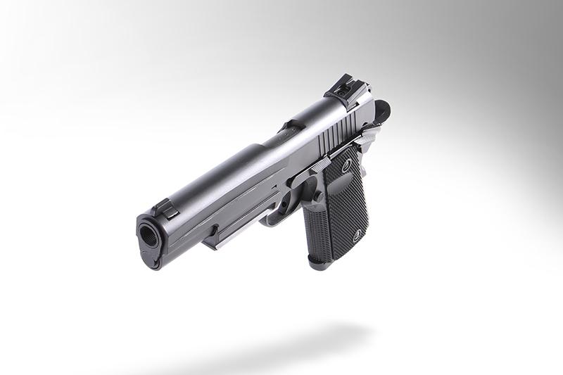 現正優惠中! BELL 704 M45A1 SIG1911 瓦斯手槍,短槍(附槍盒)