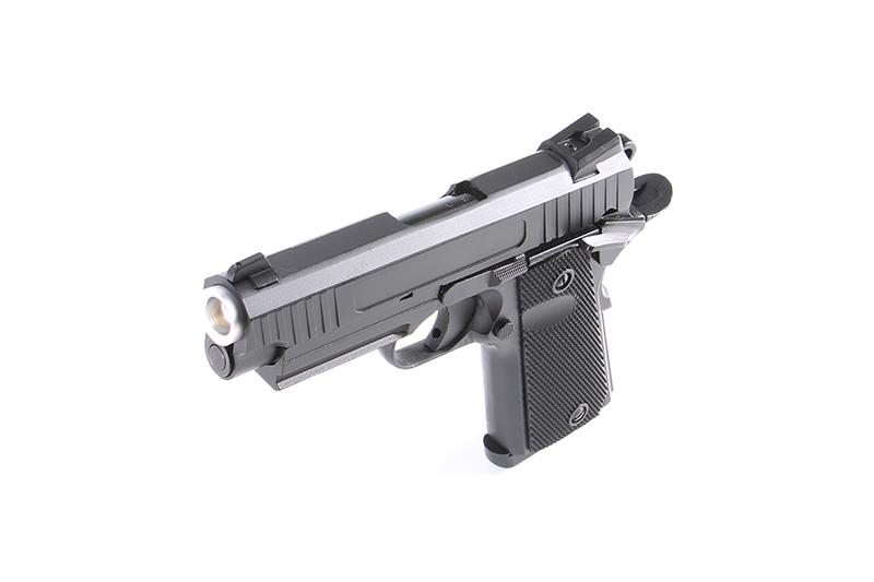 現正優惠中! BELL 705 M45A1 4.3寸短版手槍,短槍(附槍盒)