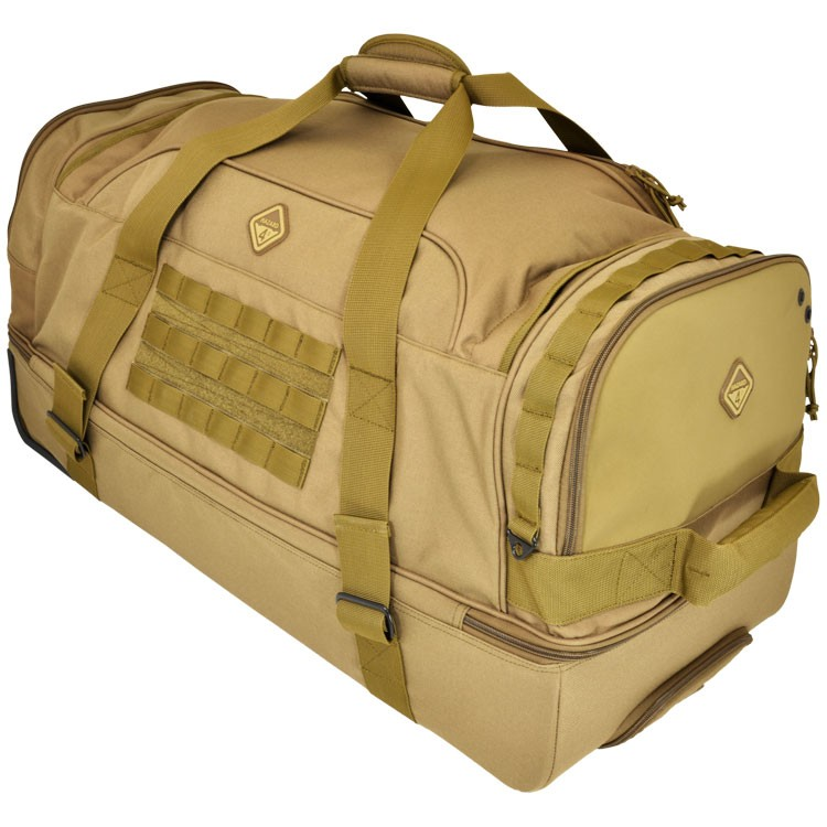 HAZARD4【狼棕色】Shoreleave 117L 分隔式旅行袋 行李袋 槍袋
