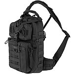 MAXPEDITION 【黑色】SITKA GEARSLINGER 15L單肩後背包 通勤包