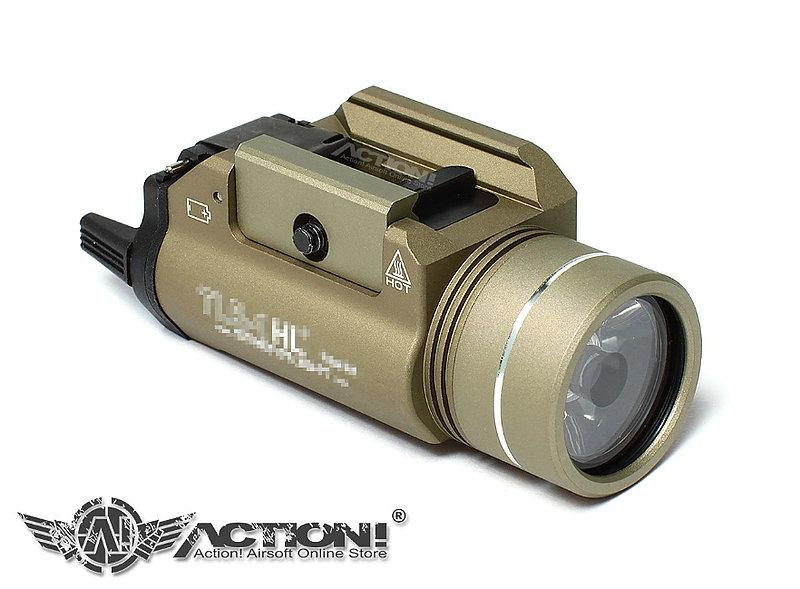 Ace 1 Arms【沙色】TLR-1 HL樣式 戰術槍燈