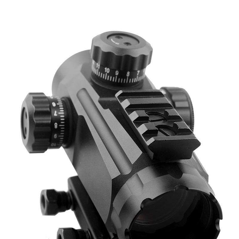 DISCOVERY 發現者 1X35 RD 內紅點快瞄 (魚骨導軌),瞄具,瞄準鏡