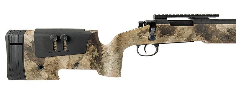 歲末行動∼LT~LANCER TACTICAL【廢墟迷彩】M40A3 手拉空氣狙擊槍 AT-AU
