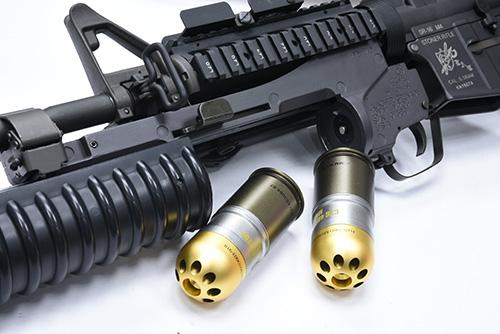 Guarder 警星 40mm CO2 榴彈 (6mm BB/PLUS版) NB-70