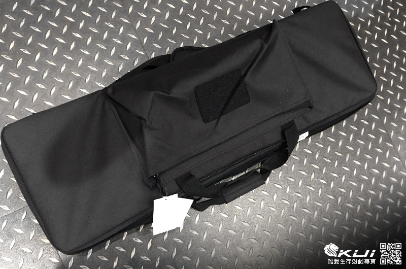黑色88公分 硬式槍袋 裝備袋,台灣製造 生存遊戲收納包 (槍背袋 攜行袋 BB槍袋 手提袋 防護袋)