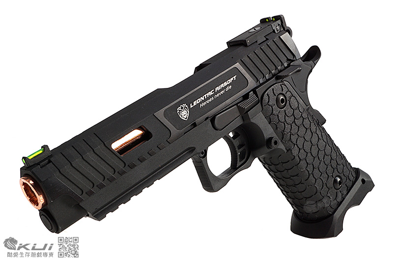 SRC 夜魔 HI-CAPA 雙動力 全金屬瓦斯槍 (附槍箱) 捍衛任務3 john wick 非TTI STI