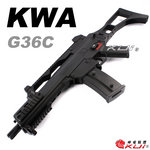 點一下即可放大預覽 -- KWA/KSC G36C 電動槍,電槍(刻字槍身,三代金屬 9mm BOX)~M120m/s
