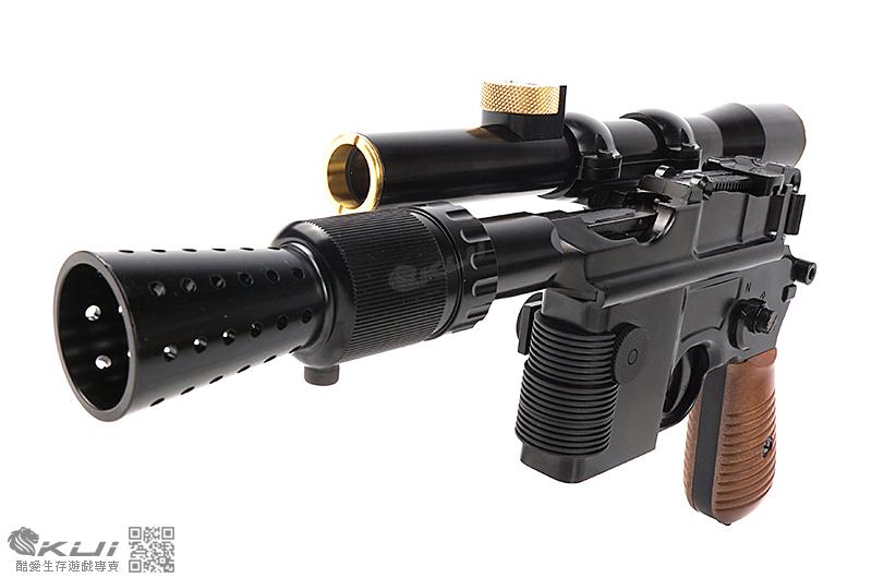 AW CUSTOM 712 星戰版 盒子砲 瓦斯手槍
