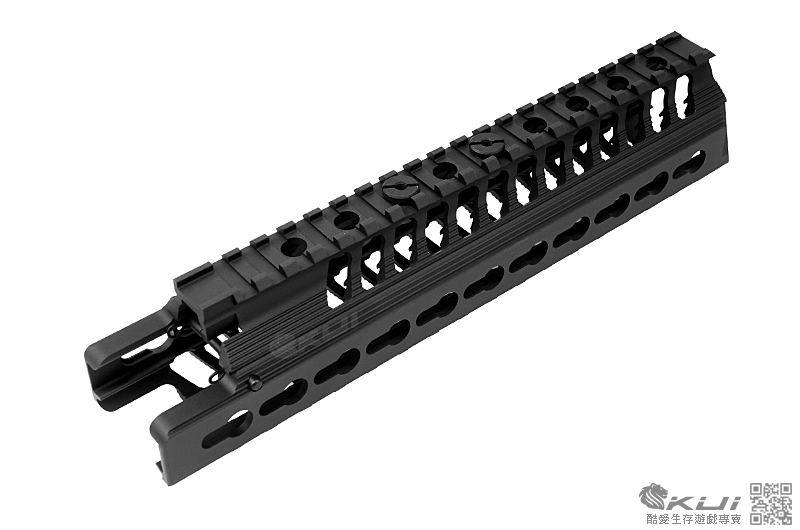 OBT91- Keymod 軍規尺寸 戰術魚骨組 護木 軌道 真槍可用!