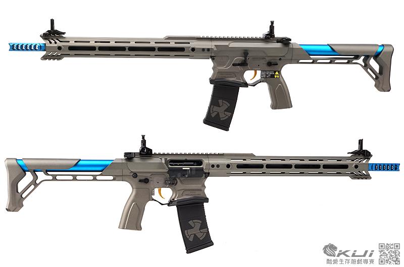 G&G 怪怪 COBALT KINETICS BAMF TEAM 原廠授權 金屬電動步槍,長槍 無彈掉匣