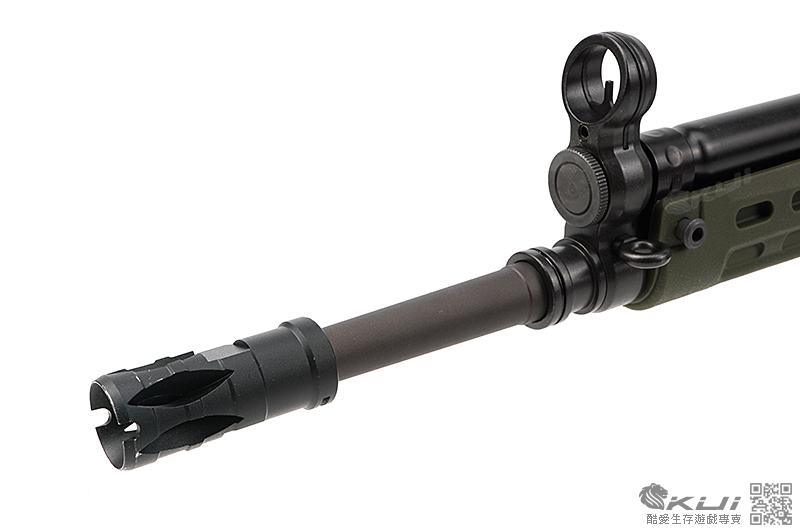 WE / Umarex  G3A3 GBB 瓦斯槍 突擊步槍
