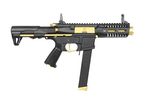 全球限量1,000支! G&G 怪怪【金色】ARP9 緊緻型電動槍 衝鋒槍,電槍音爆大