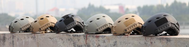 EmersonGear 愛默生【黑色】BJ款FAST頭盔,風格頭盔(生存遊戲 自行車 越野車)