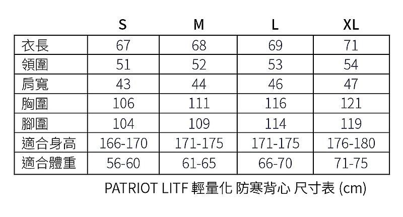 預購 EmersonGearS 愛默生【雪地迷彩-M號】PATRIOT LITF 輕量化 防寒背心