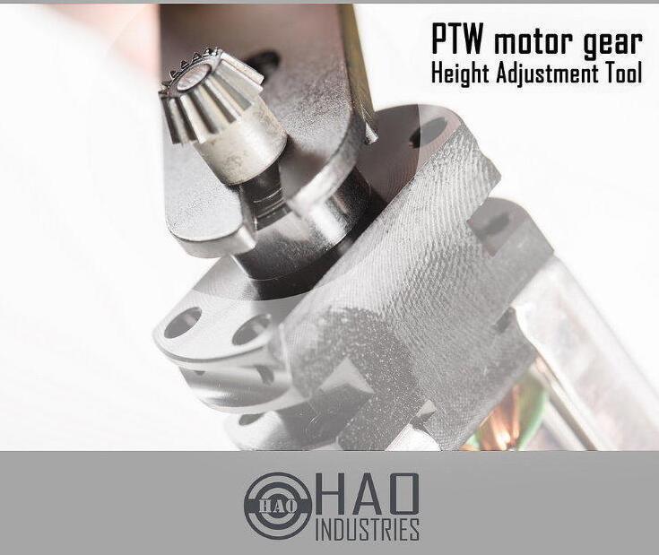 HAO PTW CPC 氣筒 瓦斯槍 組裝工具 星狀環 板手 鋼製 拆槍