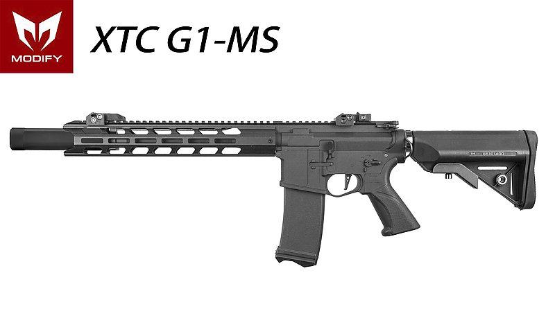 MODIFY XTC G1-MS 滅音板 AEG電動步槍 卡賓槍 M4 M-LOK護木