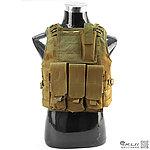 點一下即可放大預覽 -- 狼棕色~類 美軍 FSBE 海豹兩棲背心,戰術,防護,防彈,抗彈(生存遊戲用,彈匣袋,裝備袋)