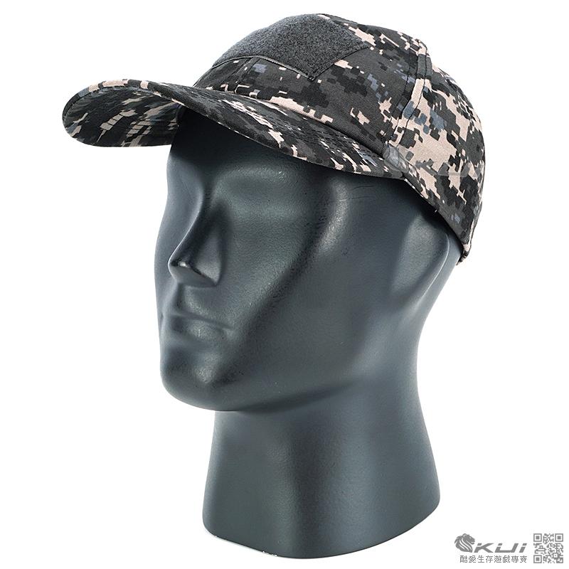 限量優惠~【數位城市-灰】~美軍模組戰鬥小帽,棒球帽