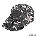 點一下即可放大預覽 -- 【數位城市-灰】~美軍模組戰鬥小帽,棒球帽