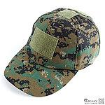 點一下即可放大預覽 -- 【叢林數位迷彩】美軍模組戰鬥小帽,棒球帽