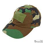 點一下即可放大預覽 -- 【叢林迷彩】美軍模組戰鬥小帽,棒球帽
