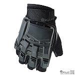 點一下即可放大預覽 -- 鐵金剛 半指搏擊手套,戰術射擊手套,防護,保暖,防寒(生存遊戲可用)