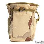 點一下即可放大預覽 -- 三沙迷彩~小號 彈夾回收袋,雜物袋,工具袋,掛包,收納包,收納袋(可放工具 手機 香菸 檳榔)