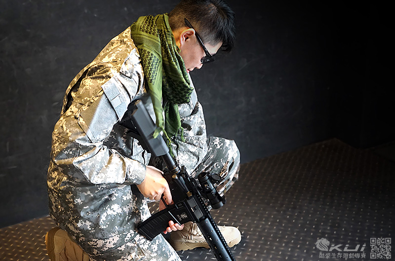 美軍三代ACU迷彩套服BDU特戰版 (S號上衣+褲子) 迷彩服 戰鬥服