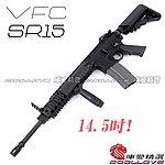 點一下即可放大預覽 -- VFC SR15 E3 IWS全金屬 電動槍,電槍