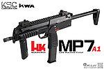 點一下即可放大預覽 -- KWA/KSC MP7A1 GBB 瓦斯氣動槍,瓦斯槍,衝鋒槍