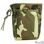 點一下即可放大預覽 -- 叢林迷彩~小號 彈夾回收袋,雜物袋,工具袋,掛包,收納包,收納袋(可放工具 手機 香菸 檳榔)