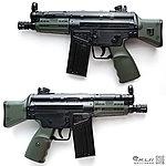 點一下即可放大預覽 -- UHC MINI G3 Q版電動槍,小朋友電動槍∼買槍送電池
