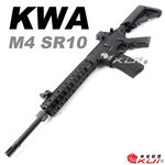 �I�@�U�Y�i��j�w�� -- 160m/s ���d�ɯŪ�~KWA M4 SR10 �����ݹq�ʺj�A�q�j(�G�N���� 9mm BOX)
