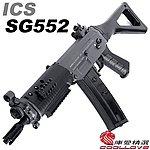 點一下即可放大預覽 -- 一芝軒 ICS SG 552 全金屬 電動槍