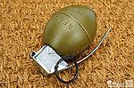 點一下即可放大預覽 -- G&G 怪怪 M26 手榴彈造型 BB 彈罐