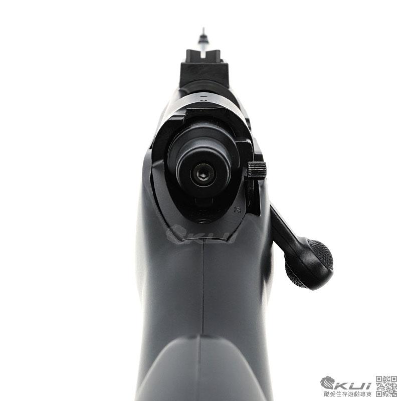 空氣版~黑色 HFC VSR11 (VSR10) 手拉狙擊槍,空氣長槍(可轉瓦斯動力氣筒)