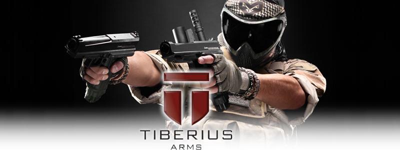 全新~TIBERIUS T8.1 戰術漆彈鎮暴手槍(17MM)
